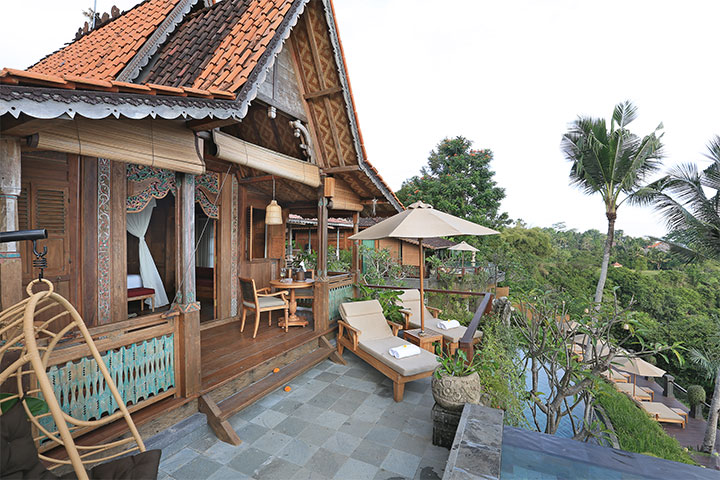 Royal Ayung Pool Villa